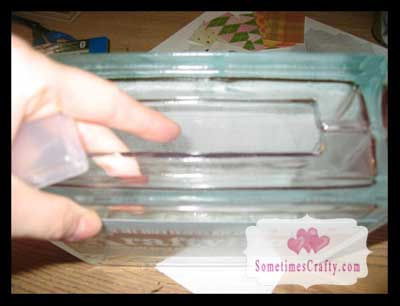 Diy lighted glass block for Glass blocks for crafts lowes