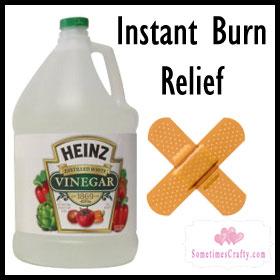 Instant Burn Relief