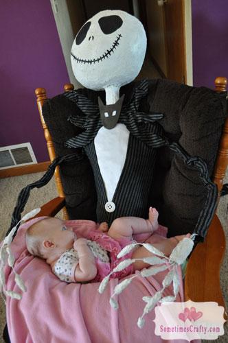 Jack Rocking Little Baby