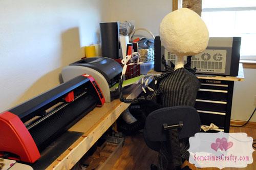 Jack in my workshop