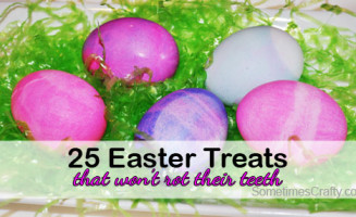 25 Easter Treats That Won't Rot Their Teeth