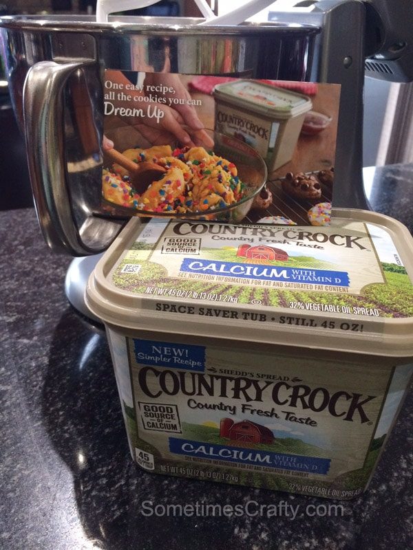 Country Crock Make It Yours Influenster VoxBox by SometimesCrafty.com