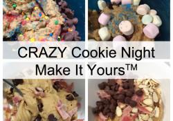 Crazy Cookie Night