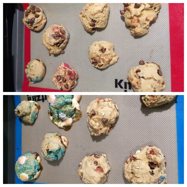 Crazy Cookies Baked