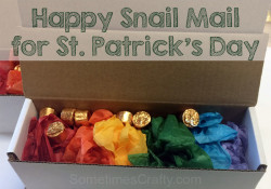 Happy Snail Mail Club: St. Patrick's Day