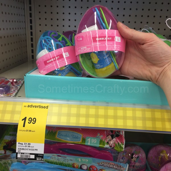 Plastic Easter Egg Bubble Kit at Walgreens