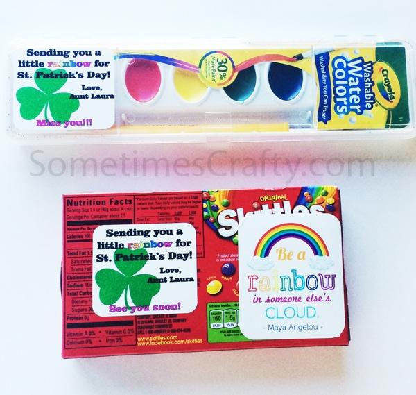 St Patricks Day Snail Mail