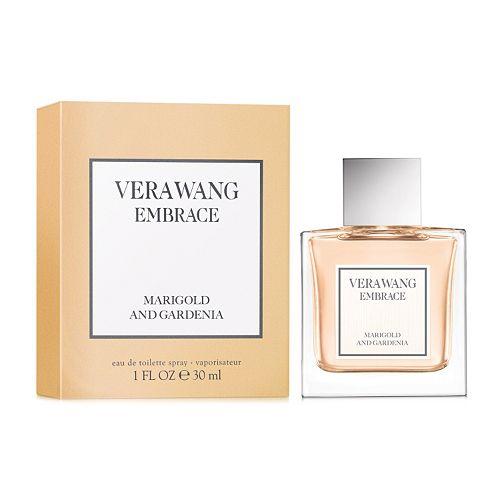 Vera Weng Embrace - Marigold and Gardenia