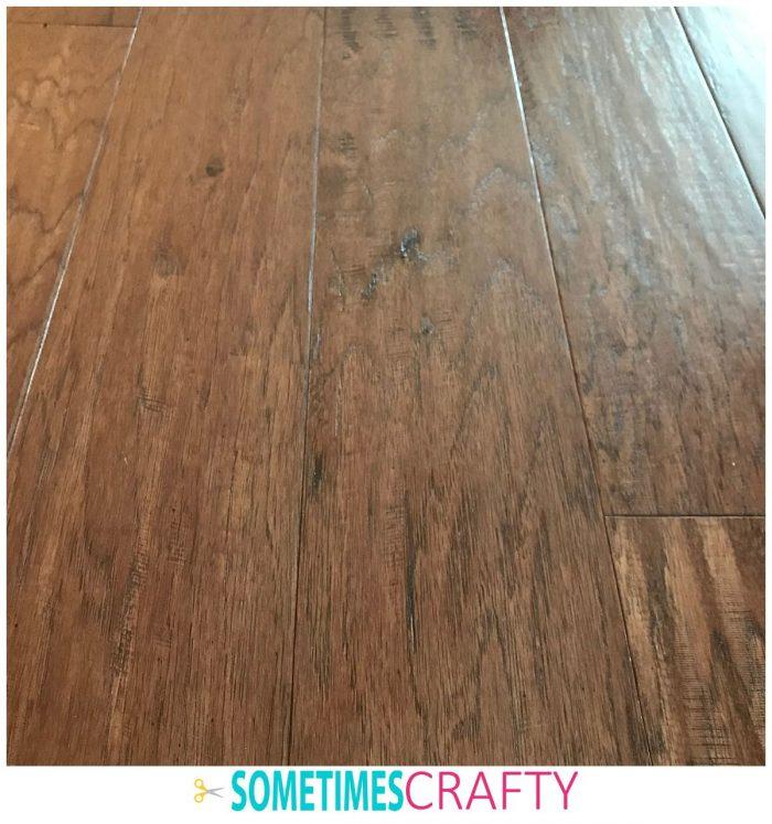 How To Repair Hardwood Floors With Wood Scratch Concealer