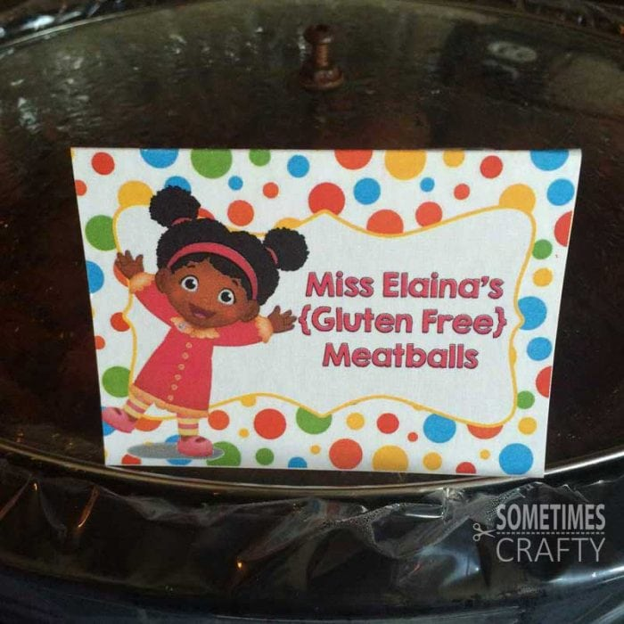 Daniel-Tiger-Party-Theme-Food-Miss-Elainas-Gluten-Free-Meatballs
