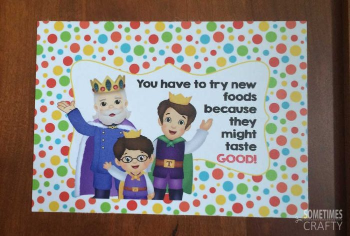 Daniel Tiger Sticker Quotes