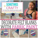 Sublimation Alternative - use Fabric paints